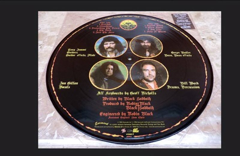 picture disk record - rockvinylrevival.com