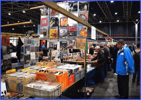 record fairs - rock vinyl revival