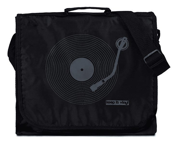 records bag - rock vinyl revival