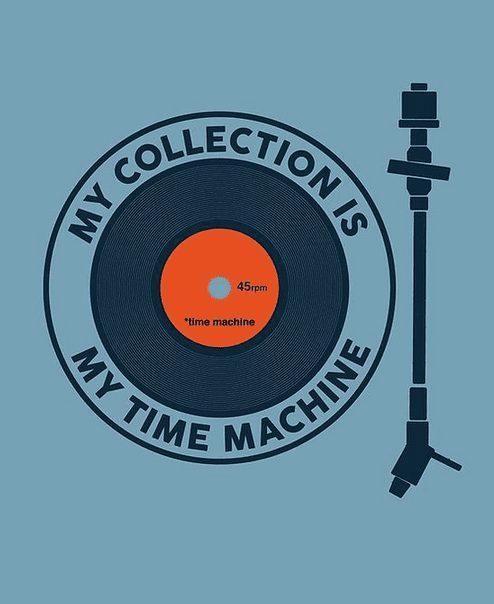 records can be your time machine - rock vinyl revival