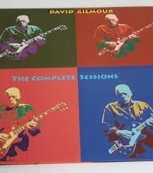 Buy this rare David Gilmour record by clicking here