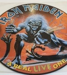 Buy this rare Iron Maiden by clicking here