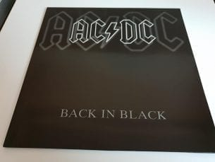 Buy this rare AC/DC Back In Black record by clicking here