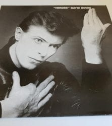Buy this rare Bowie album by clicking here