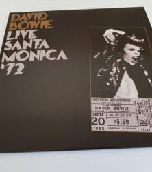 Buy this rare David Bowie album by clicking here