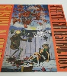 Buy this rare Guns N Roses record by clicking here