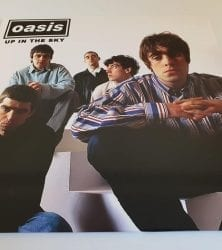 Buy this rare Oasis record by clicking here