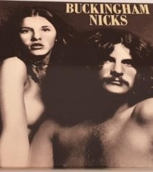 Buy this rare Buckingham Nicks record by clicking here