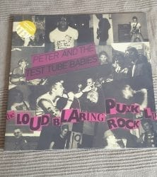 Buy this rare Peter And The Test Tube Babies record by clicking here