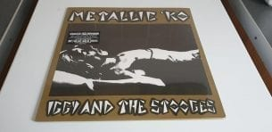 Buy this rare Iggy And The Stooges record by clicking here