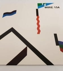 Buy this rare Wire record by clicking here