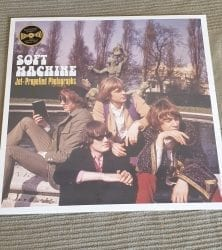 Buy this rare Soft Machine record by clicking here