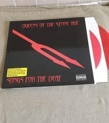 Buy this rare Queens Of The Stone Age record by clicking here