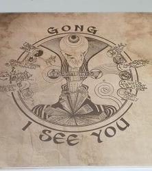 Buy this rare Gong record by clicking here