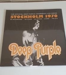 Buy this rare Deep Purple record by clicking here
