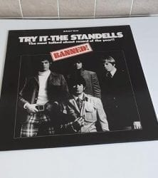 Buy this rare Standells record by clicking here