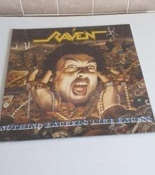 Buy this rare Raven record by clicking here