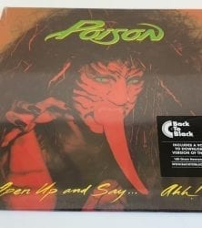 Buy this rare Poison record by clicking here