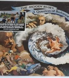 Buy this rare Moody Blues record by clicking here