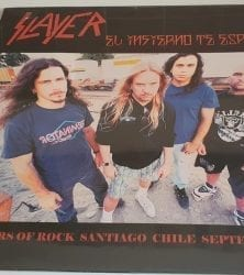 Buy this rare Slayers record by clicking here