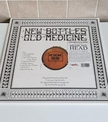 Buy this rare Medicine Head record by clicking here
