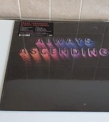 Buy this rare Franz Ferdinand record by clicking here