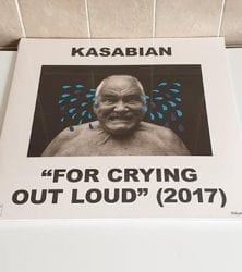 Buy this rare Kasabian record by clicking here