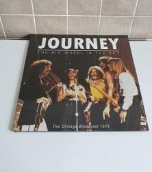 Buy this rare Journey record by clicking here