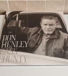 Buy this rare Don HenleY record by clicking here