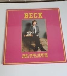 Buy this rare Beck record by clicking here