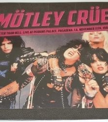 Buy this rare Motley Crue record by clicking here