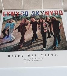 Buy this rare Lynyrd Skynyrd record by clicking here