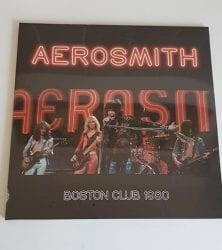 Buy this rare Aerosmith record by clicking here