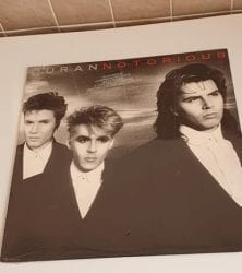 Buy this rare Duran Duran record by clicking here