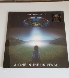 Buy this rare Jeff Lynne's ELO record by clicking here