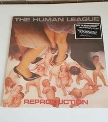 Buy this rare Human League record by clicking here