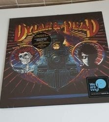 Buy this rare Dylan And The Dead record by clicking here