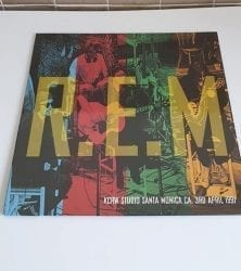Buy this rare R.E.M record by clicking here
