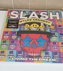 Buy this Rare SLASH record by clicking here