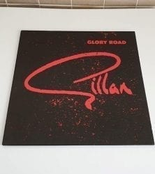 Buy this rare Gillan record by clicking here