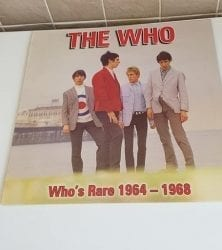 Buy this rare Who record by clicking here