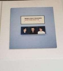 Buy this rare Manic Street Preachers by clicking here