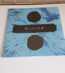 Buy this rare Ed Sheeran record by clicking here