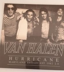 Buy this rare Van Halen record by clicking here