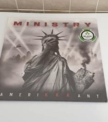 Buy this rare ministry record by clicking here