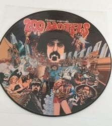 Buy this rare Frank Zappa record by clicking here