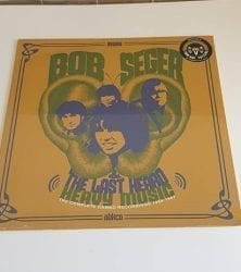 Buy this rare Bob Segar and Tre Heard by clicking here