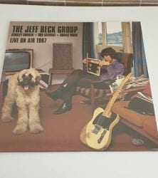 Buy this rare Jeff Beck Group record by clicking here