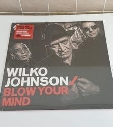 Buy this rare Wilko Johnson record by clicking here