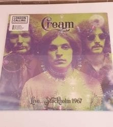 Buy this rare Cream record by clicking here